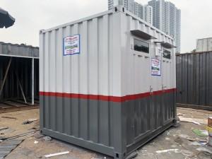 Cho thuê nhà vệ sinh container