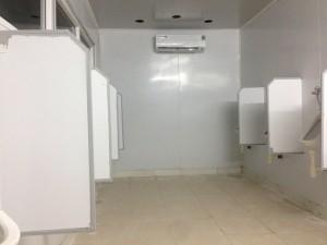 container toilet nam