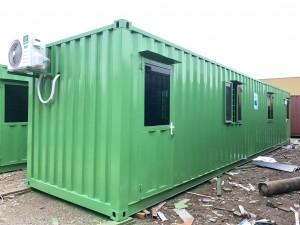 Văn phòng container 40feet