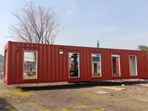Nhà hàng container 05115