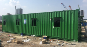 Container văn phòng 40ft