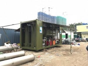 Container xử lý chất thải hóa học 4