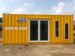 Quán bán hàng container