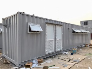 Container toilet 15126