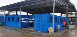 Nhà trọ container 2004