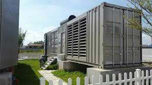 Container Chứa Máy Phát Điện 2301