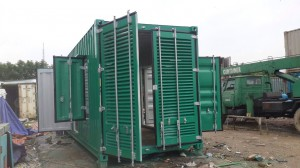 Container Chứa Máy Phát Điện 2302