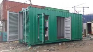 Container Chứa Máy Phát Điện 2209
