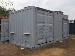 Container Chứa Máy Phát Điện 2207