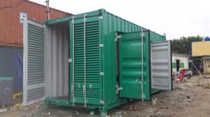 Container Chứa Máy Phát Điện 2210