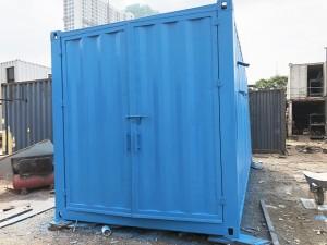 container làm kho 4