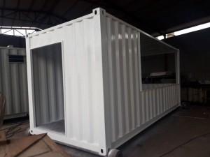 container làm văn phòng 20