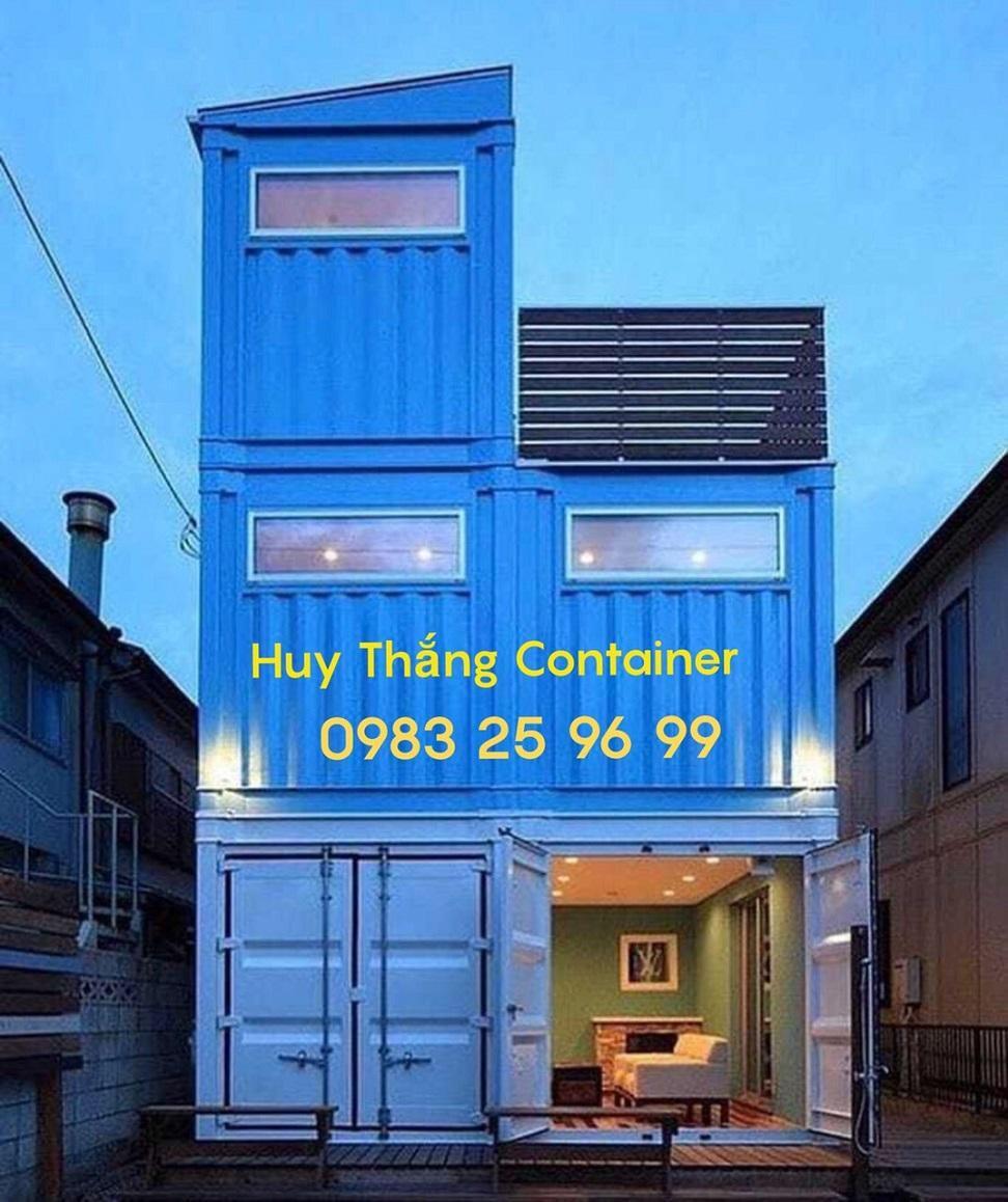 Chi Phí Trung Bình Cho Ngôi Nhà Từ Container Khoảng Bao Nhiêu?
